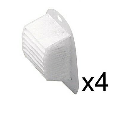 BLACK & DECKER Dustbuster Vac Filter VF20 Special 4 pk - GENUINE