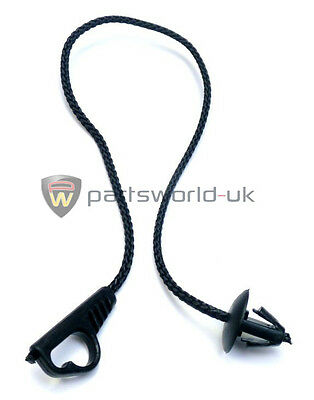 Fiat Abarth Parcel Shelf String Grande Punto & Evo 71753440 Brand New Genuine