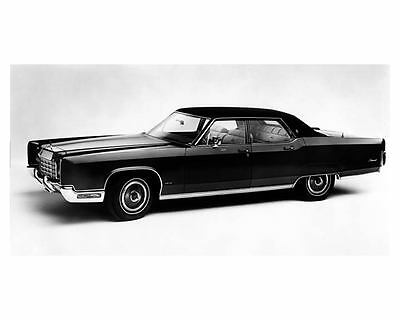 1972 Lincoln Continental Town Car Factory Photo ub5265-9DSAOK