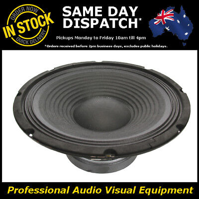 "12"" 300WRMS 4 Ohms PA DJ Speaker Subwoofer Sub Driver 12 Inch Quality"