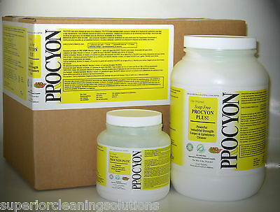 Carpet Cleaning Green Cleaning Procyon SoapFree Jar