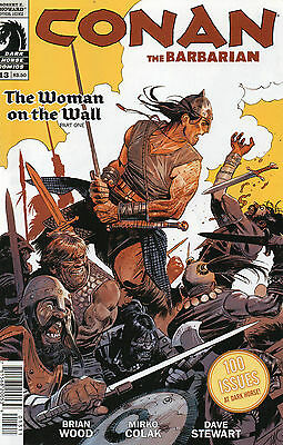 Conan The Barbarian #13 (NM)`13  Wood/ Colak