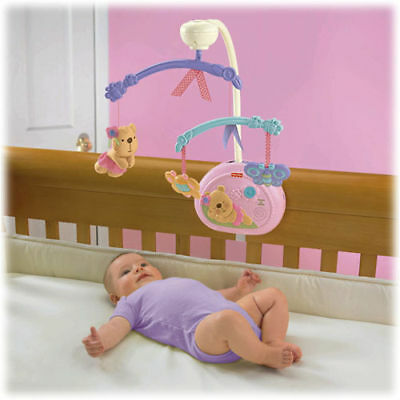 fisher price butterfly dreams 3 in 1 projection mobile instructions
