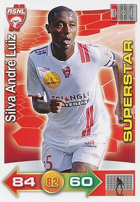 Andre Luiz Silva # Brazil As.nancy Card Panini Adrenalyn 2012