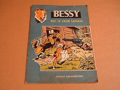 Bessy N° 41 -  Rex, Le Chien Sauvage / Eo