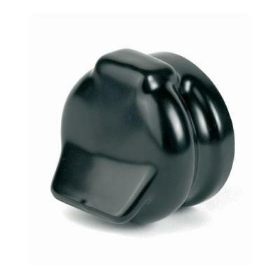 Pvc 7 Pin Towing Socket Cover N Type Black Trailer Caravan Motorhome Accessories