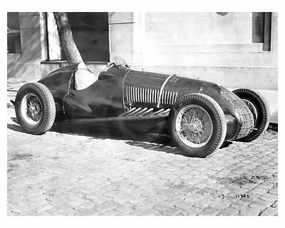1938 Alfa Romeo Automobile Photo Poster zuc0523-X17QUS