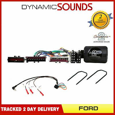 CD Stereo Steering Control Interface Adaptor Wiring Kit for FORD Focus 1998-2003
