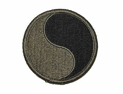 ML109 US Army 29th Infantry Division INF DIV Patch