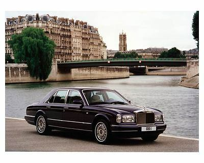2000 Rolls Royce Silver Seraph Automobile Photo Poster zuc1403-1XPHP3