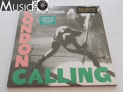 The clash - London calling - 2LP 1979 SIGILLATO 180 GR
