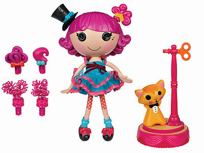 "Bambola Lalaloopsy ""Harmony B. Sharp"" Let's sing play games Edition grande 30cm"