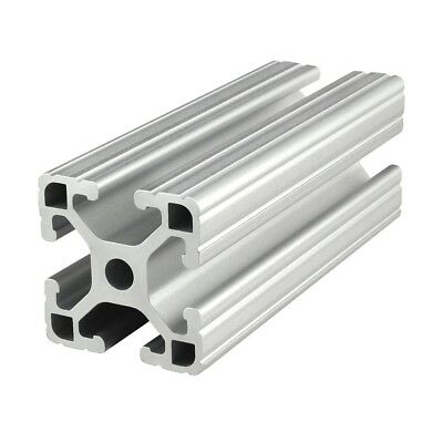 "80/20 Inc 15 Series 1.5"" x 1.5"" Aluminum Extrusion #1515-Lite x 96.5"" Long N"