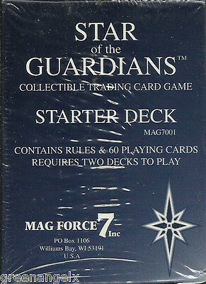 Star Of The Guardians Ccg - Starter Deck