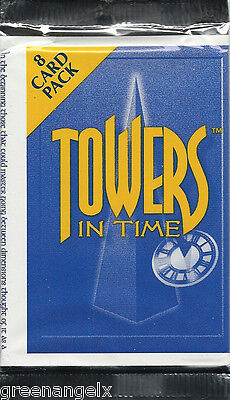 TOWERS IN TIME CCG - BOOSTER x3