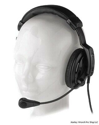 NIB Production Pro Intercom HeadSet Head Set SMH310 SMH 310