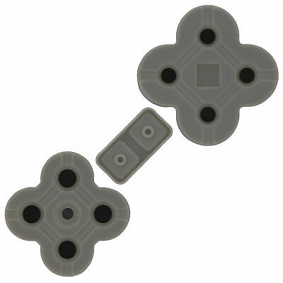 ZedLabz conductive rubber pad button contacts A B X Y D-Pad Kit for DS Lite DSL