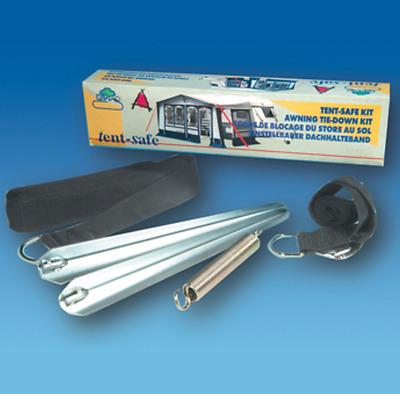 AWNING / CANOPY TIE DOWN KIT 12.5m (11 + 1.5m) FOR AWNINGS UP TO 7.5M