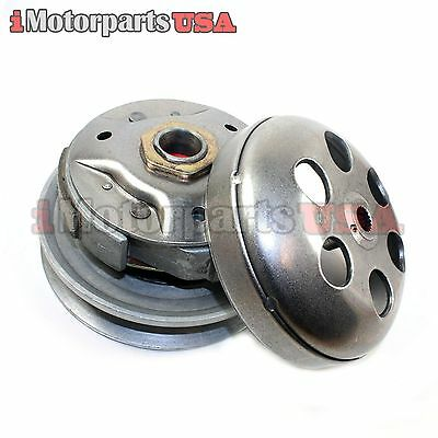 Secondary Pulley Drum Clutch Assembly For Honda Helix Cn250 Elite Ch250 Scooter