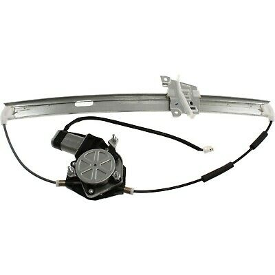 Power Window Regulator For 2000-2006 Mazda MPV Front, Driver Side With Motor