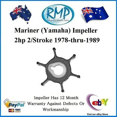 A Brand New Mariner (Yamaha) Impeller 2hp 2/Stroke 1978-thru-1989 47-80395M