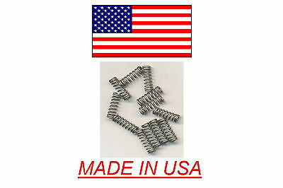 Stainless Steel Compression Spring 225Pcs Small Springs Suit 0.5//0.3//0.4 OD4//5//6