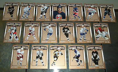 2006-07 O-Pee-Chee Enver Lisin Coyotes Marquee Rookies Hockey Card #560 RC NHL