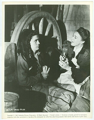 JEANETTE NOLAN original movie photo 1961 TWO RODE TOGETHER