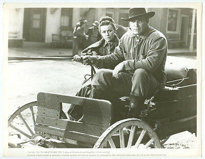JEANETTE NOLAN, DON MEGOWAN original movie photo 1955 A LAWLESS STREET