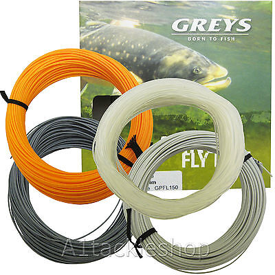 Greys Platinum Trout Fly Line Floating Intermediate and Sinking