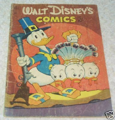 Salmon Derby 4.0 VG 50/% off Guide! Walt Disney/'s Comics and Stories 167
