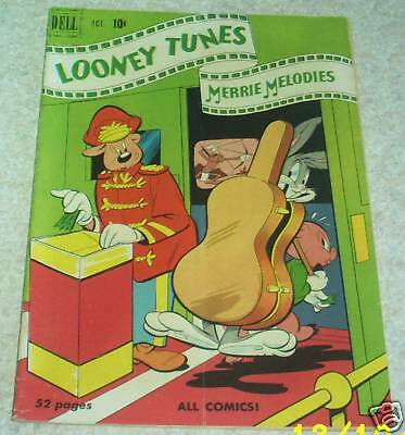 Looney Tunes 108, FN (6.0) 1950, 50% off Price Guide!
