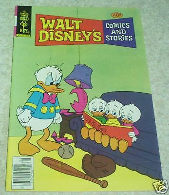 NM- 9.2 1983 Duck Luck 40/% off Guide! Walt Disney/'s Comics and Stories 503,