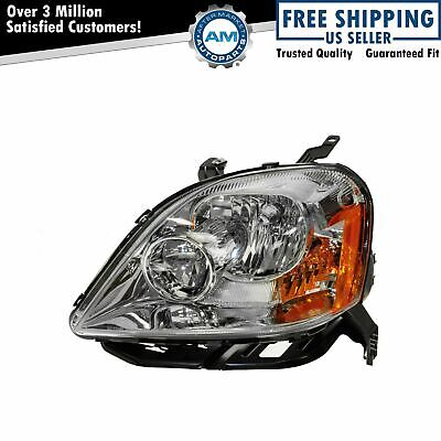 Headlight Headlamp Driver Side Left LH NEW for 05-07 Ford Five Hundred 500