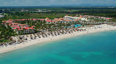 Paradisus Palma Real Punta Cana All Inclusive Vacation 08/21/20
