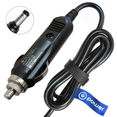 Car DC Adapter For Sylvania SDVD8706B DVD Player Auto Power Supply Cord Charger
