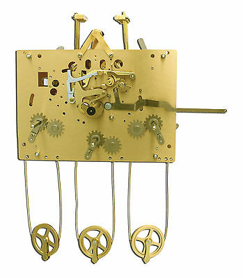 Hermle 1161-853 114cm Grandfather Clock Movement