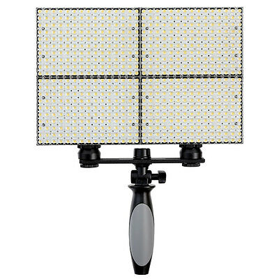 NANGUANG LED Video Light Videoleuchte CN-B1504 Kit 4x CN-B150
