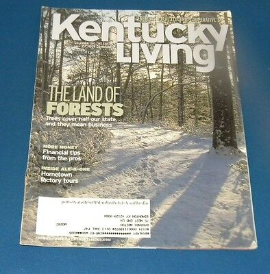 Kentucky Living (January 2013) - The Land Of Forests, Spend Less - Save More