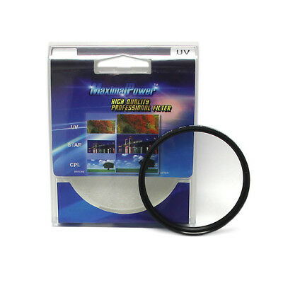 74mm Ultraviolet UV Lens Filter & Protector Cover for Canon Nikon Olympus Sony