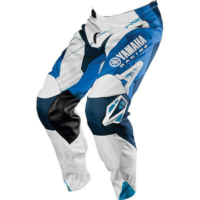 NEW ONE INDUSTRIES CARBON YAMAHA   ATV  MX BMX RACING PANTS  size 30