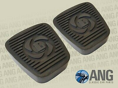 SPITFIRE MkIV & 1500,GT6 III,TR7,DOLOMITE BRAKE,CLUTCH PEDAL RUBBERS x 2 150881
