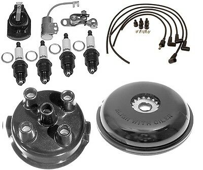 Complete Tune Up Kit for Ford NAA 501 601 701 801 901 w/ Side Mount Distributor