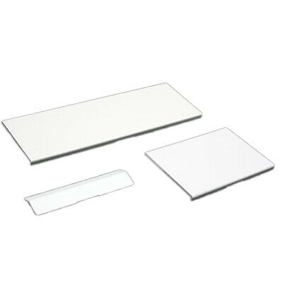 Door for Wii Console Nintendo slot cover flap replacement set of 3 ZedLabz White