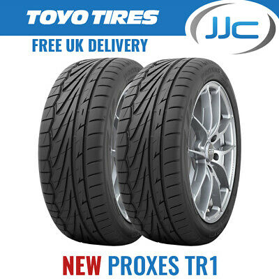 2 x 205/50/15 R15 89V Toyo Proxes XL TR-1 (New T1R) Performance Road Tyres
