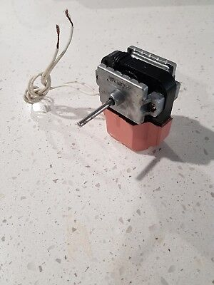 Universal No Frost Fridge Evaporator Fan Motor With 4Mm Shaft Suits Many Fridges