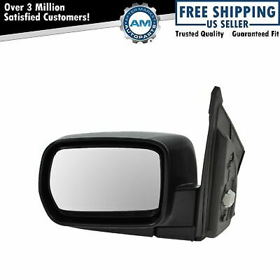 Power Heated Side View Mirror Folding Driver Left LH NEW for 03-08 Pilot