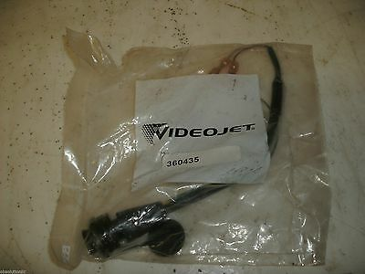 Videojet 360435 Six Pin Connector