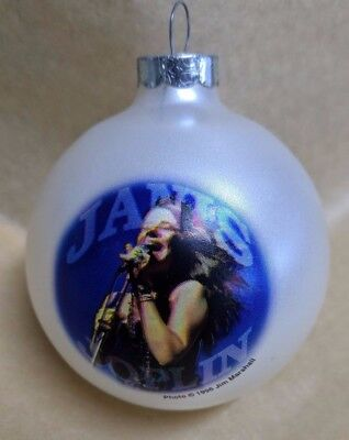Janis Joplin Limited Edition Collectible Ornament ~~~New~~~ 1996