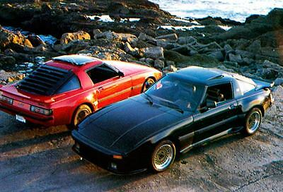 1985 Mazda RX7 Pacific Kit Car Automobile Photo Poster zc753-I3D6KR